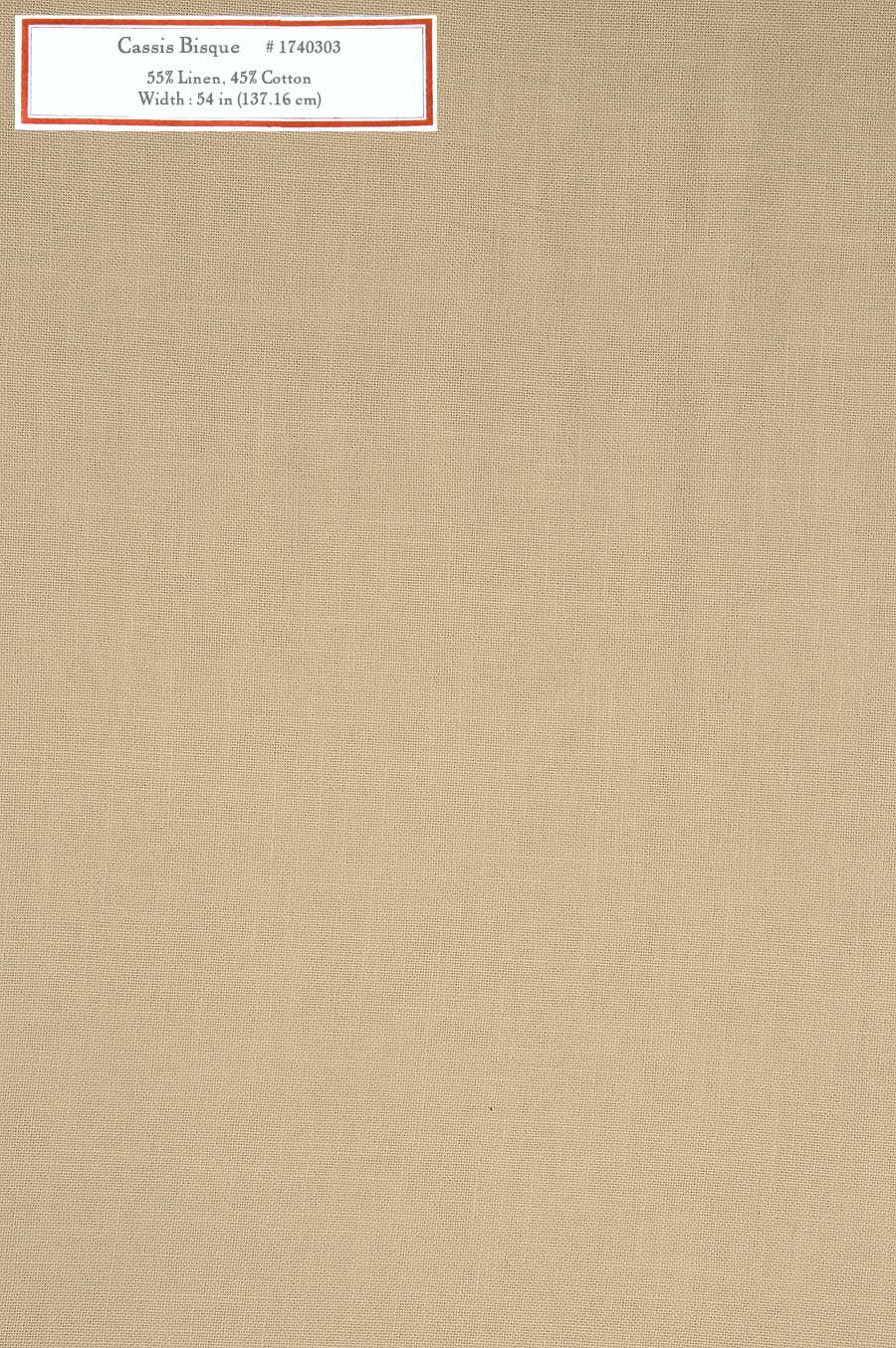 Home Decorative Fabric - Cassis Bisque