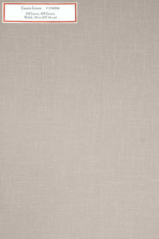 Home Decorative Fabric - Cassis Linen