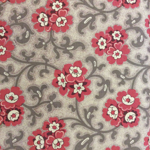 Chateau Rouge 13623 12 Moda Fabric
