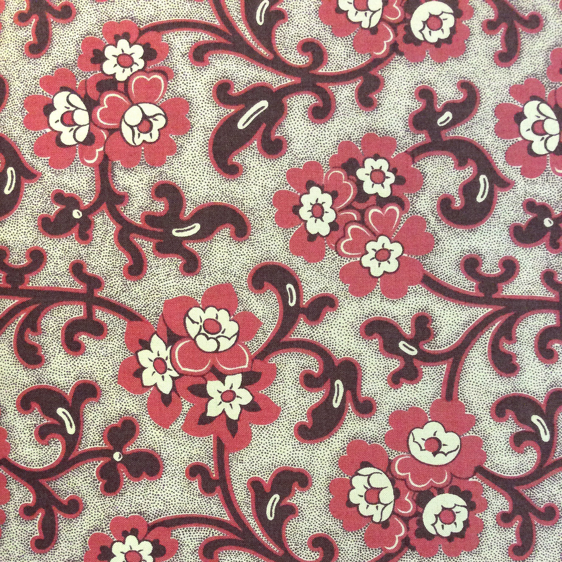 Chateau Rouge 13623 15 Moda Fabric
