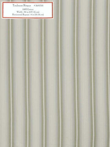 Home Decorative Fabric - Toulouse Bisque