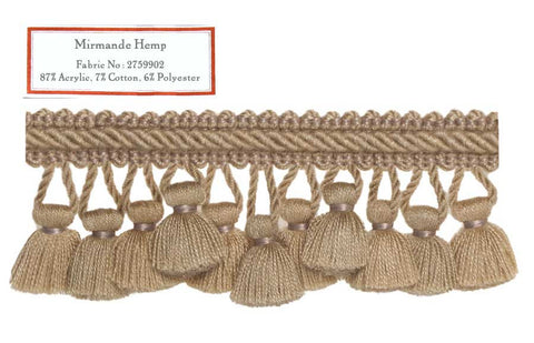 Trim - Mirmande Hemp