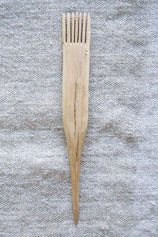 Weaving Comb No. 11