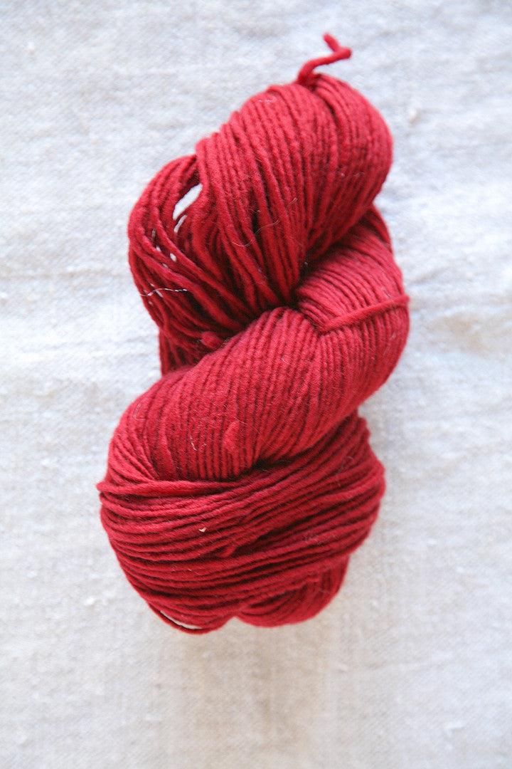 Ganado Red Wool Skein