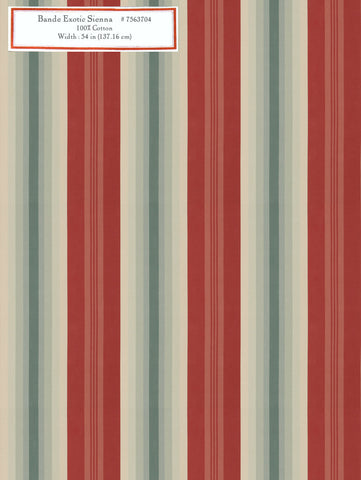 Home Decorative Fabric - Exotic Sienna