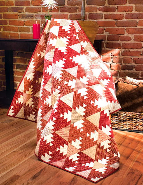 Petite Prints Petite Point Quilt Pattern French General