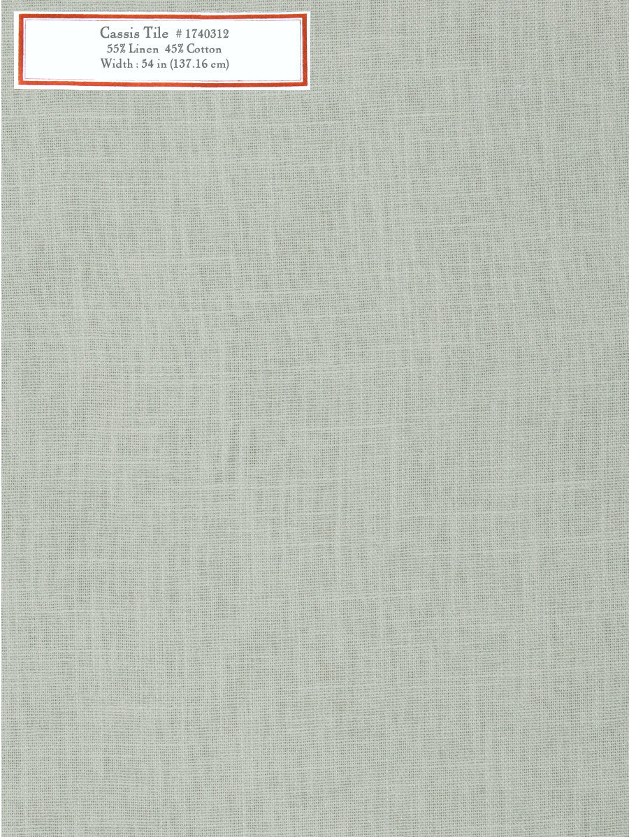 Home Decorative Fabric - Cassis Tile