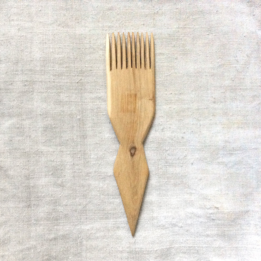 Weaving Comb H