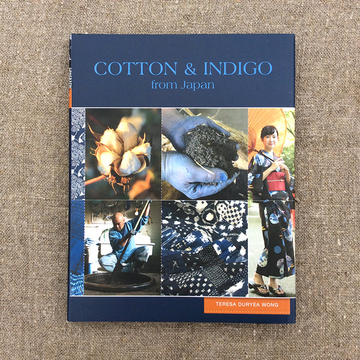 Cotton and Indigo by Teresa Duryea Wong