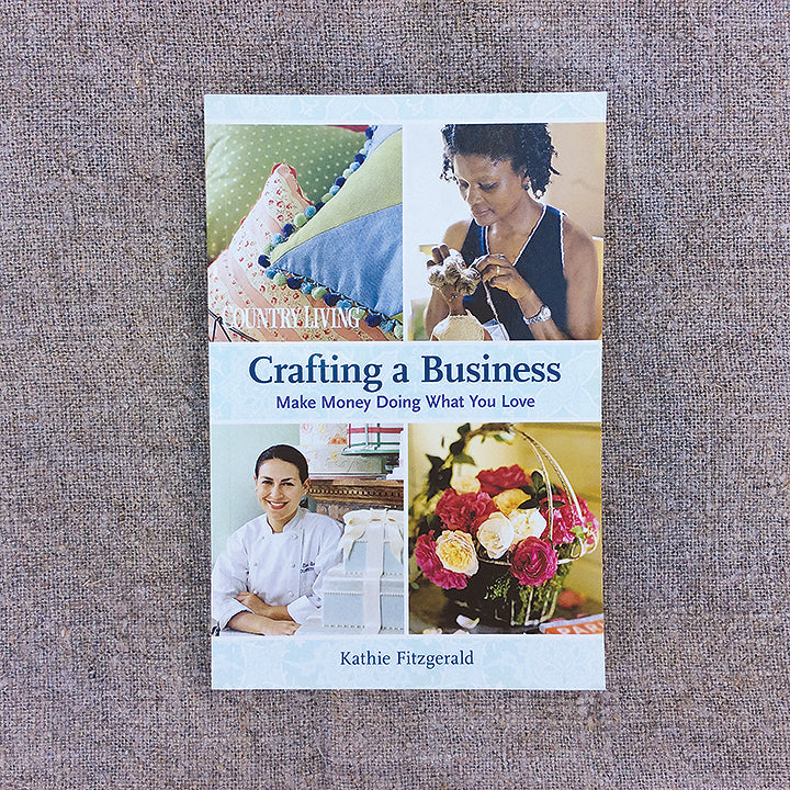 Crafting a Business by Kathy Fitzgerald