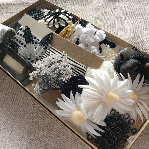 Decorating Kit - Vintage Black