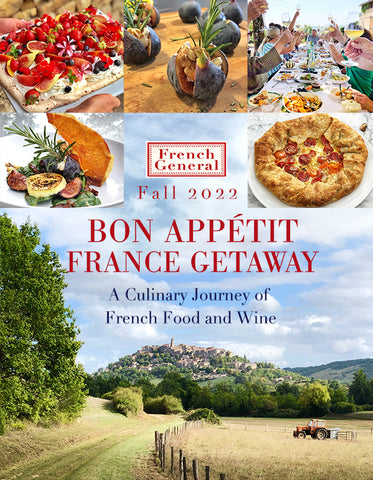 Bon Appétit Fall France Getaway - September 9th - 16th, 2022- SOLD OUT