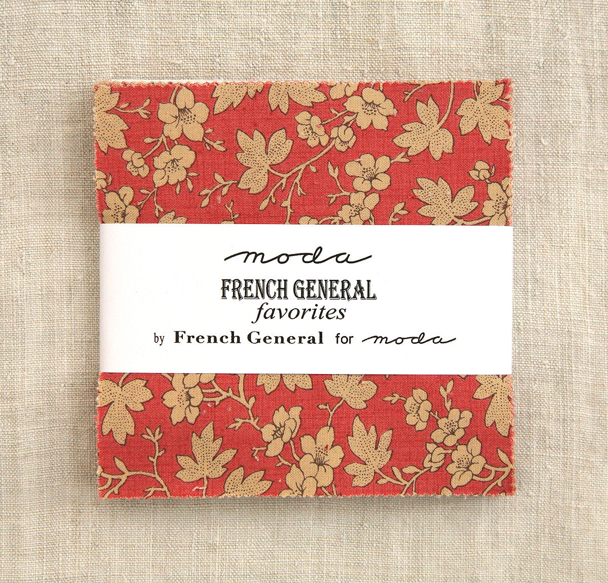Moda French General Favorites Charm Pack