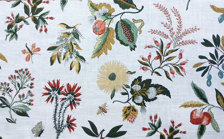 Fleur Botanical Embroidery Sampler Kit