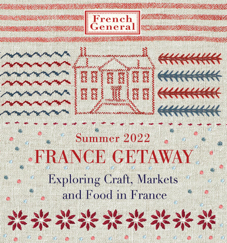 France Getaway 2022  Week Three - June 20th-27th  with Ann Wood and Amy Tedge- SOLD OUT