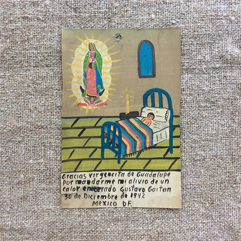 Mexican Retablo - Medium