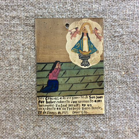 Mexican Retablo - Small
