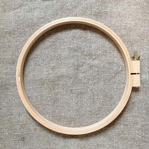 Wooden Quilting Hoop