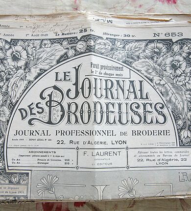 Le Journal Brodeuses