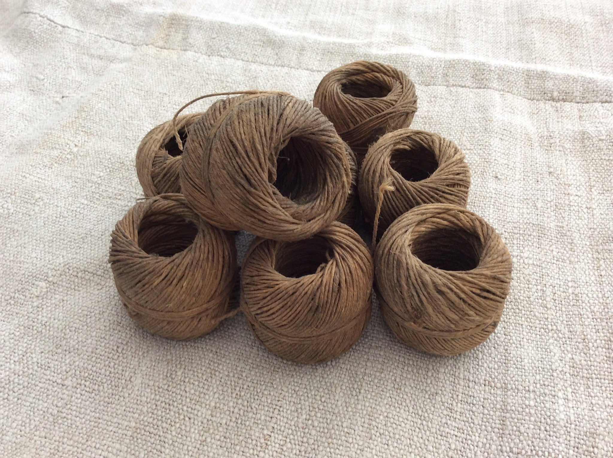 Antique Hemp Twine