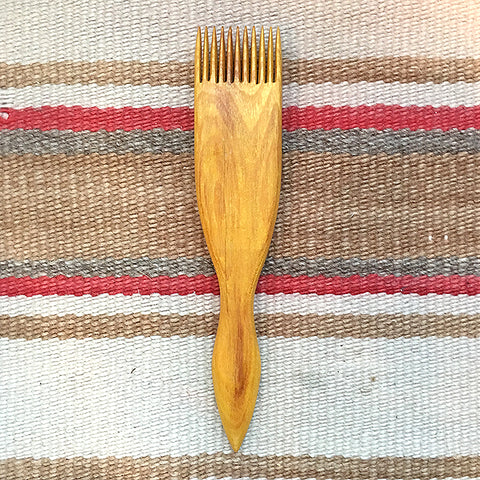 Weaving Comb J