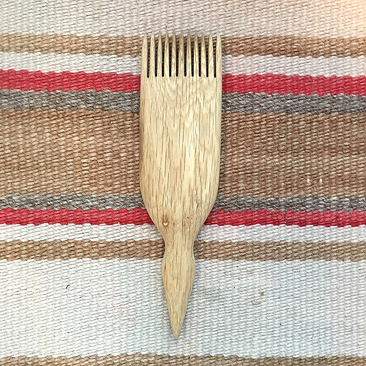 Weaving Comb K