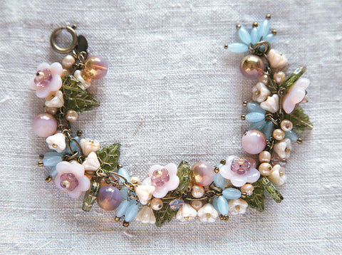 Debut de Printemps Bracelet Kit