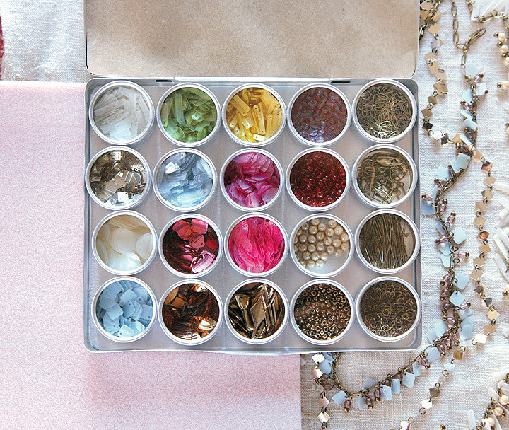 Sequin Jewelry Kit