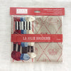 La Jolie Broderie Embroidery Sampler Kit