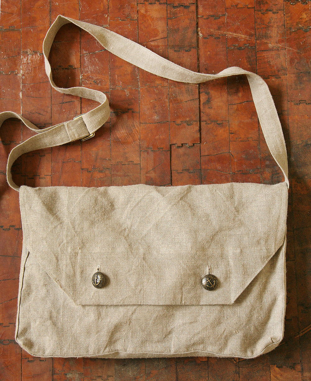 French Hemp Bag
