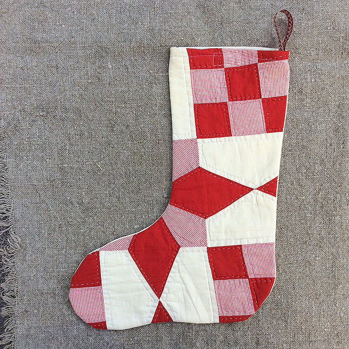 Holiday Stocking 001
