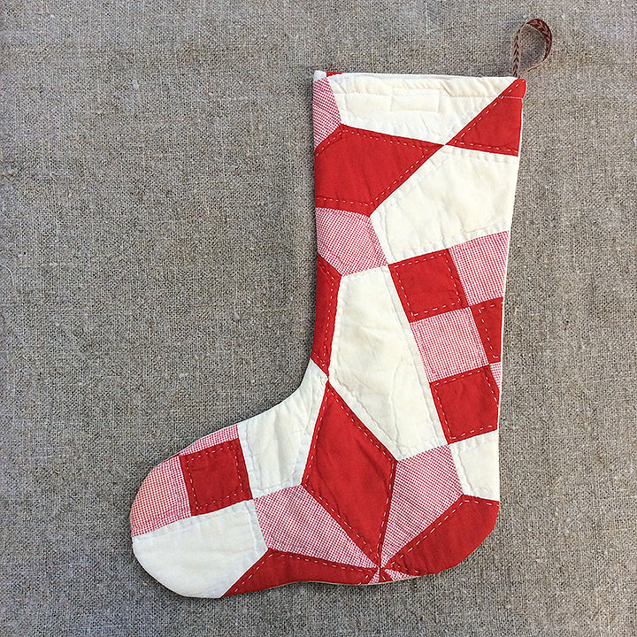 Holiday Stocking 014