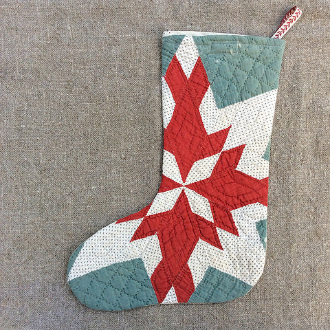 Holiday Stocking 021
