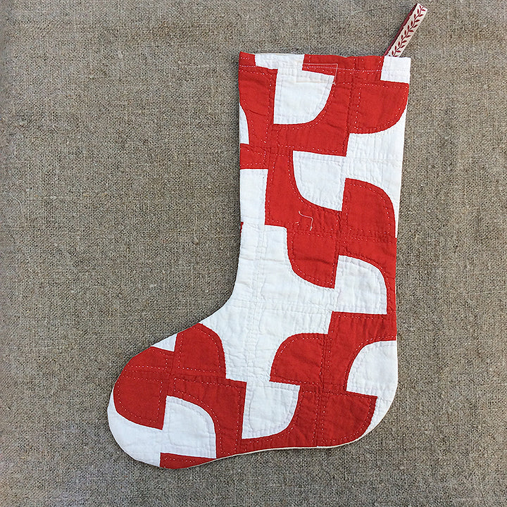 Holiday Stocking 022