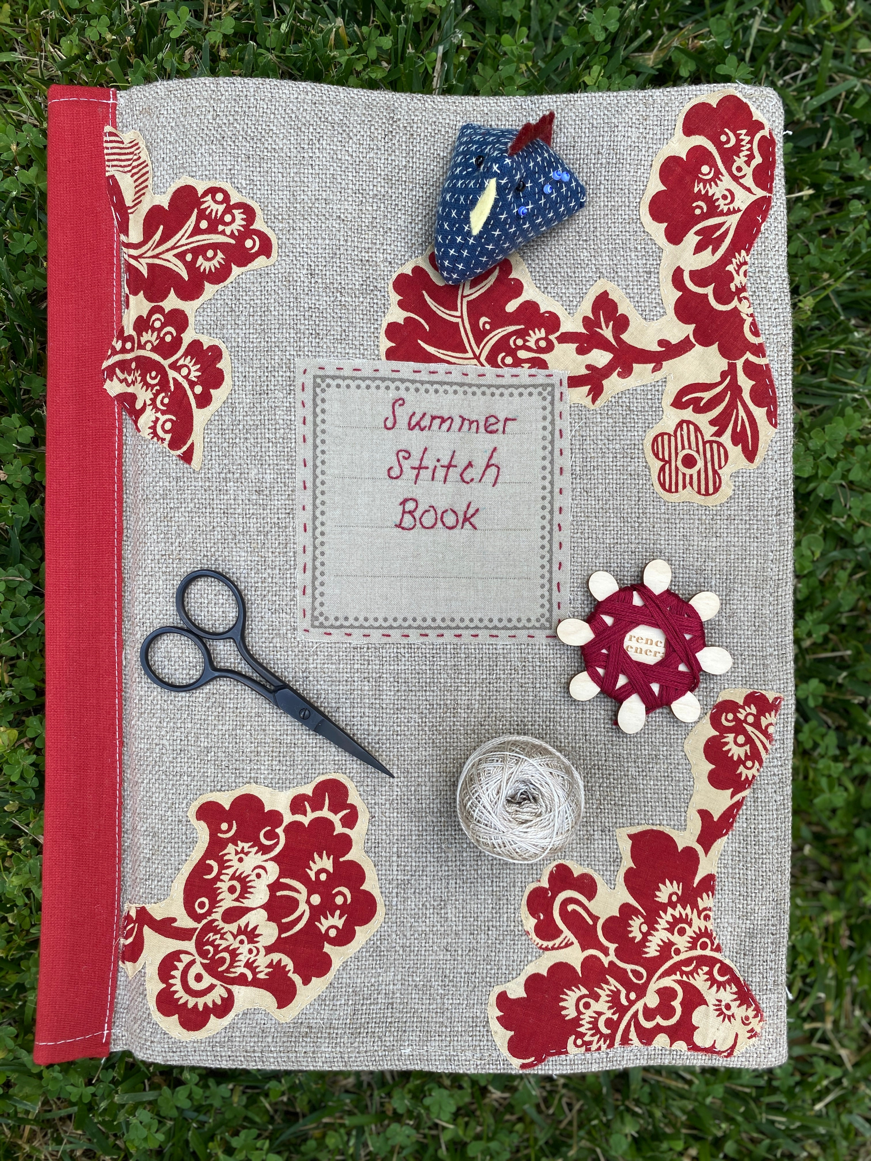 Virtual Summer Stitch Camp with French General
