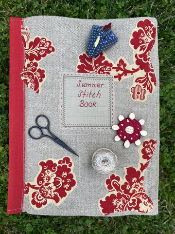 Virtual Summer Stitch Camp with French General -  Part Deux!