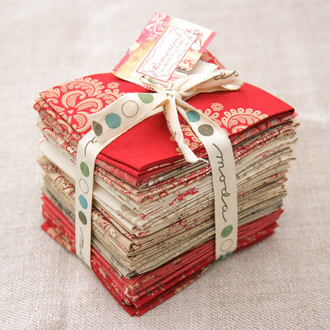 Moda Precut Special - Rouenneries Fat Quarter Bundle