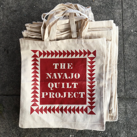 The Navajo Quilt Project Tote
