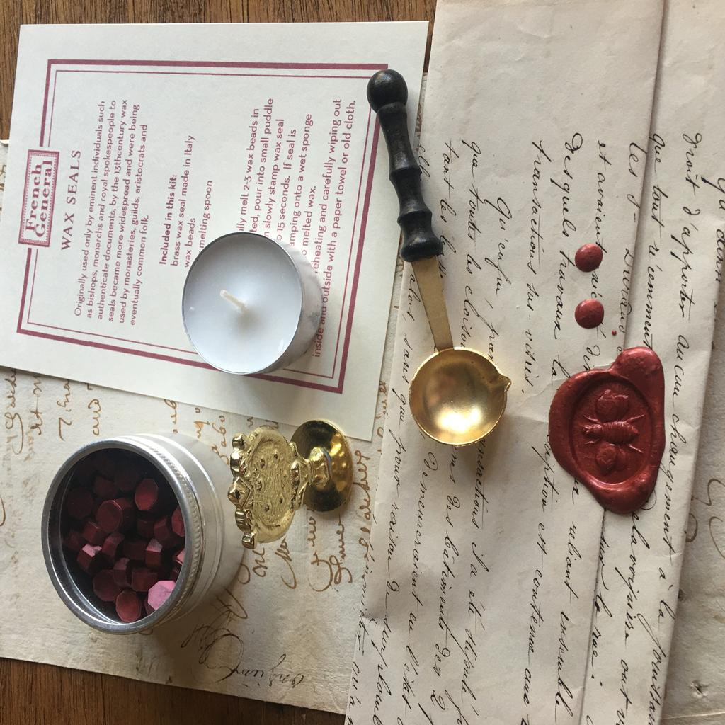 Wax Sealing Kit