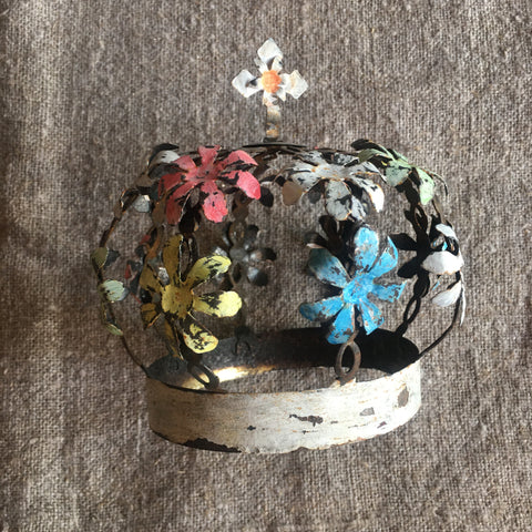 Antique Santos Crown