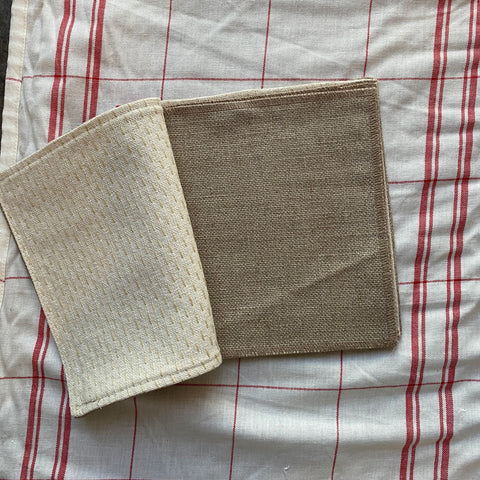 Linen Cloth Stitch Books