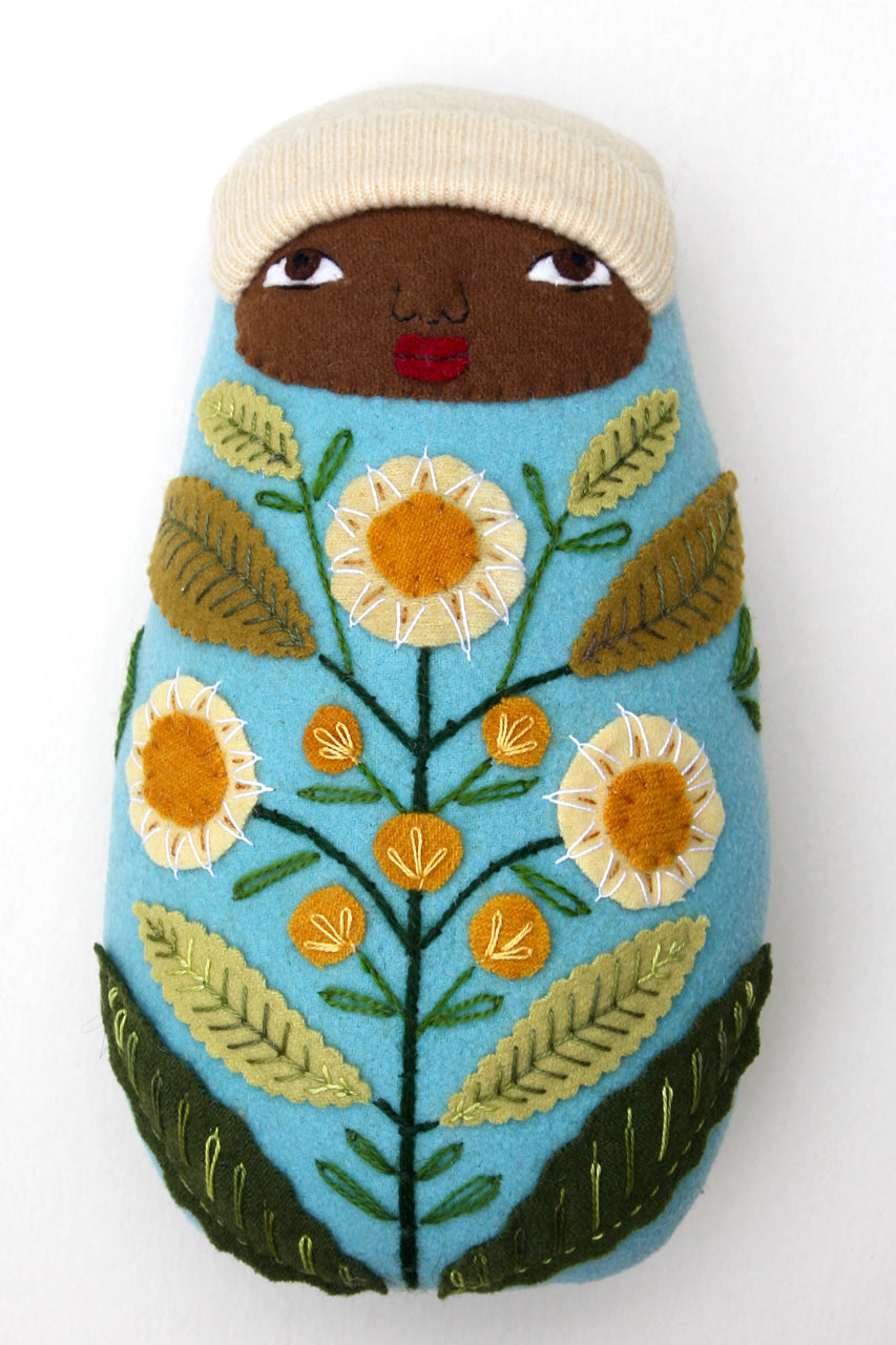 Swaddled Baby with Mimi Kirchner / Saturday and Sunday March 3rd and 4th / 10-3pm