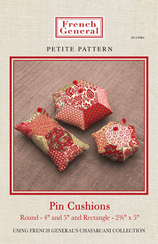 Chafarcani - Pin Cushions Pattern