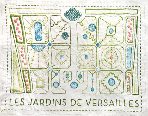Embroidery Samplers French General