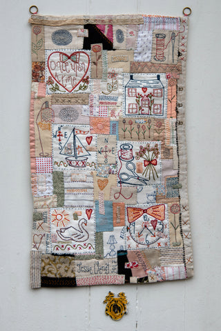 Narrative Patchwork with Jessie Chorley / Friday, April 3rd / 10-4pm