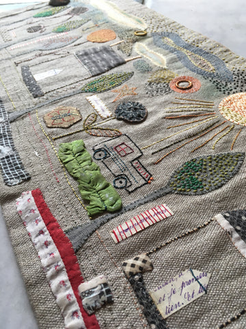 Stories in Stitch with Jessie Chorley / Saturday, November 7th / 10-4pm