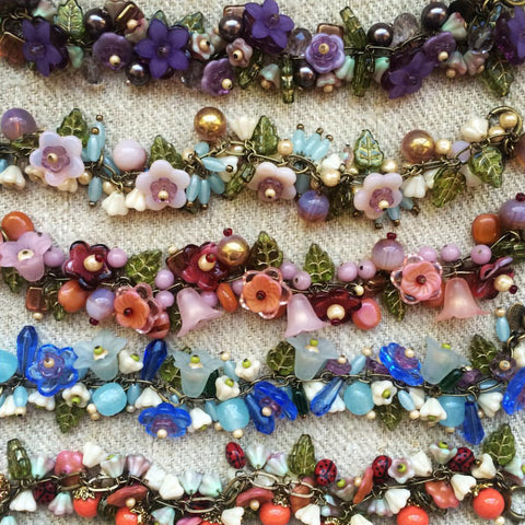 Charm Bracelet Workshop / Saturday, July 6th  / 12-3pm