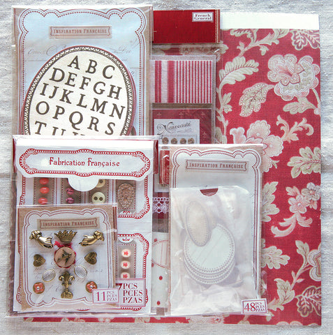 Jolees Boutique - Paper Kit