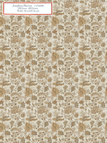 Home Decorative Fabric - Josephine Harvest