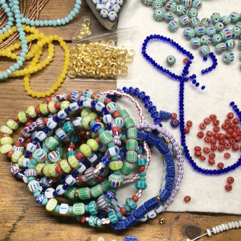 McKinney Workshop - Tresor Bead Workshop / Saturday, October 22nd 2016